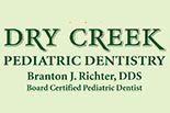 DRY CREEK PEDIATRIC DENTISTRY LEHI logo