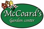 MCCOARD'S GARDEN CENTER logo
