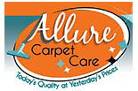 ALLURE CARPET CARE logo