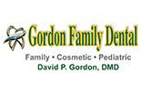 GORDON FAMILY DENTAL LEHI logo