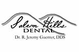 SALEM HILLS DENTAL logo