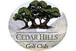 CEDAR HILLS GOLF COURSE logo