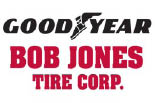 GOODYEAR- Bob Jones Tire & Auto logo