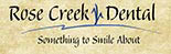 ROSE CREEK DENTAL RIVERTON logo