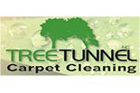 TREE TUNNEL CARPET CLEANING logo