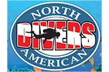 NORTH AMERICAN DIVERS OREM logo