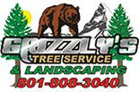 GRIZZLY'S TREE & LANDSCAPING logo