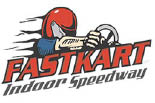 FAST KARTS SALT LAKE CITY & OGDEN logo