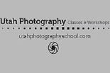 UTAH PHOTOGRAPHY SCHOOL logo
