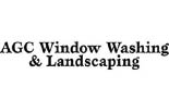 AGC WINDOW WASHING & LANDSCAPING logo