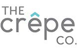 THE CREPE COMPANY logo