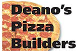 DEANO'S PIZZA BUILDERS logo