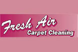 FRESH AIR CARPET CLEANING logo