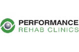 PERFORMANCE REHAB CLINICS logo