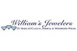 WILLIAMS JEWELERS logo