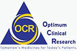 OPTIMUM CLINICAL RESEARCH logo