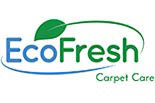 ECOFRESH CARPET CARE logo
