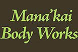Mana'kai Body Works logo