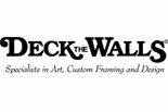Deck The Walls logo