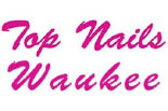 TOP NAILS WAUKEE logo