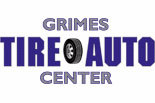 GRIMES TIRE & AUTO CENTER logo