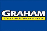 Graham Tire Company of Des Moines logo