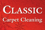 CLASSIC CARPET CLEANING logo