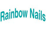 RAINBOW NAILS logo