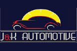 J & K AUTOMOTIVE logo