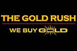 THE GOLD RUSH logo