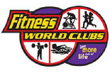 FITNESS WORLD CLUBS logo