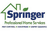 SPRINGER PROFESSIONAL HOME SERVICES logo