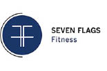 7 FLAGS FITNESS CENTER logo