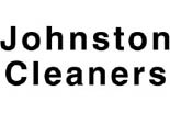 JOHNSTON CLEANERS logo