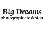 BIG DREAMS PHOTOGRAPHY & DESIGN logo
