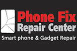 PHONE FIX REPAIR CENTER logo