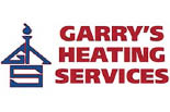 GARRY'S HEATING SERVICES logo