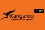 KANGAROO GARAGE DOORS LTD. logo