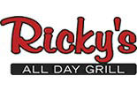 RICKY'S ALL DAY GRILL logo