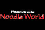 VIETNAMESE THAI NOODLE WORLD logo