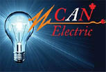 CAN ELECTRIC LTD. logo