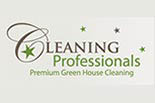 CLEANING PROFESSIONALS logo