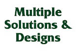MULTIPLE SOLUTIONS & DESIGNS logo