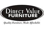 DIRECT VALUE FURNITURE logo