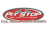 PIT STOP TIRE & AUTO REPAIR logo