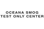 OCEANA SMOG TEST ONLY CENTER logo