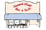 CLEMENT STREET BAR AND GRILL logo