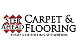 STEP AHEAD CARPET & FLOORING logo