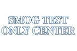 76 SMOG TEST ONLY CENTER logo