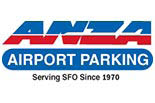 ANZA AIRPORT PARKING logo